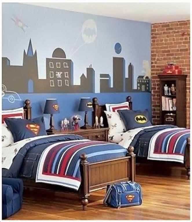 habitaciones dobles superheroes