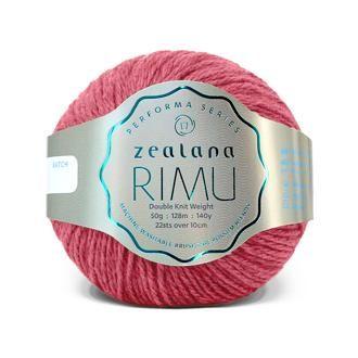 Zealana Rimu DK R24 Pink Pititi