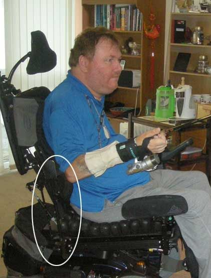Tetraplegicliving.com - site run by a man with tetraplegia detailing how he participates in occupations and adapts activities including fishing and driving!!