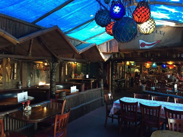 La Mariana Sailing Club is the last remaining bastion of true original Polynesian Pop in Hawaii. It opened in 1955, and over the years, it has become a sort of museum of Waikiki's tiki past: the tikis here came out of the Kon-Tiki in the Sheraton-Waik...