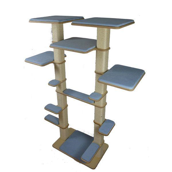 CATHOME Kratzbaum XXL Modell Cat Tower Katzenbaum von Cathome-Kratzbaum auf DaWanda.com