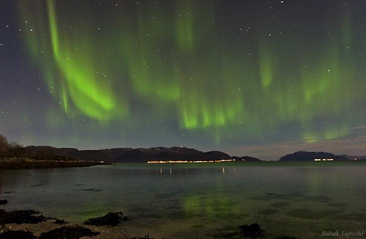 Northern Lights over Venabygdsfjellet, Norway