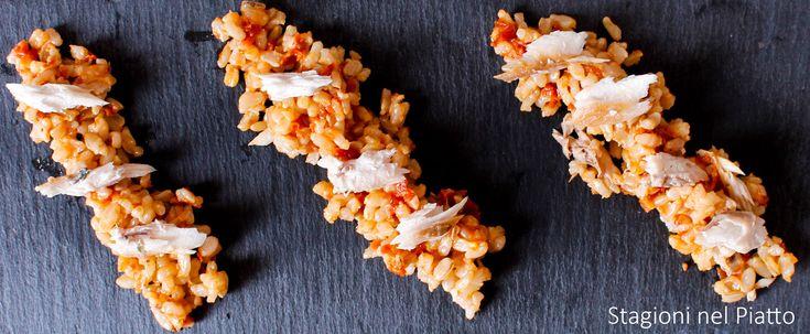 Un primo che sa di mare e d'estate: leggero, sano, semplice da preparare e con ingredienti tipici della dieta mediterranea