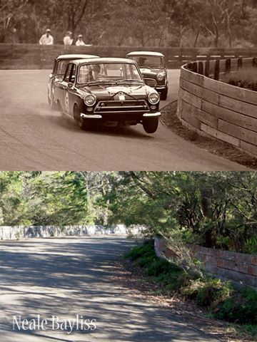 Catalina Park Katoomba Then and Now......