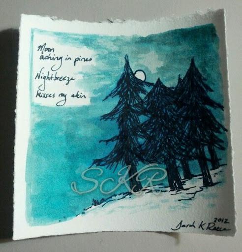 Ink - Moon Aching In Pines