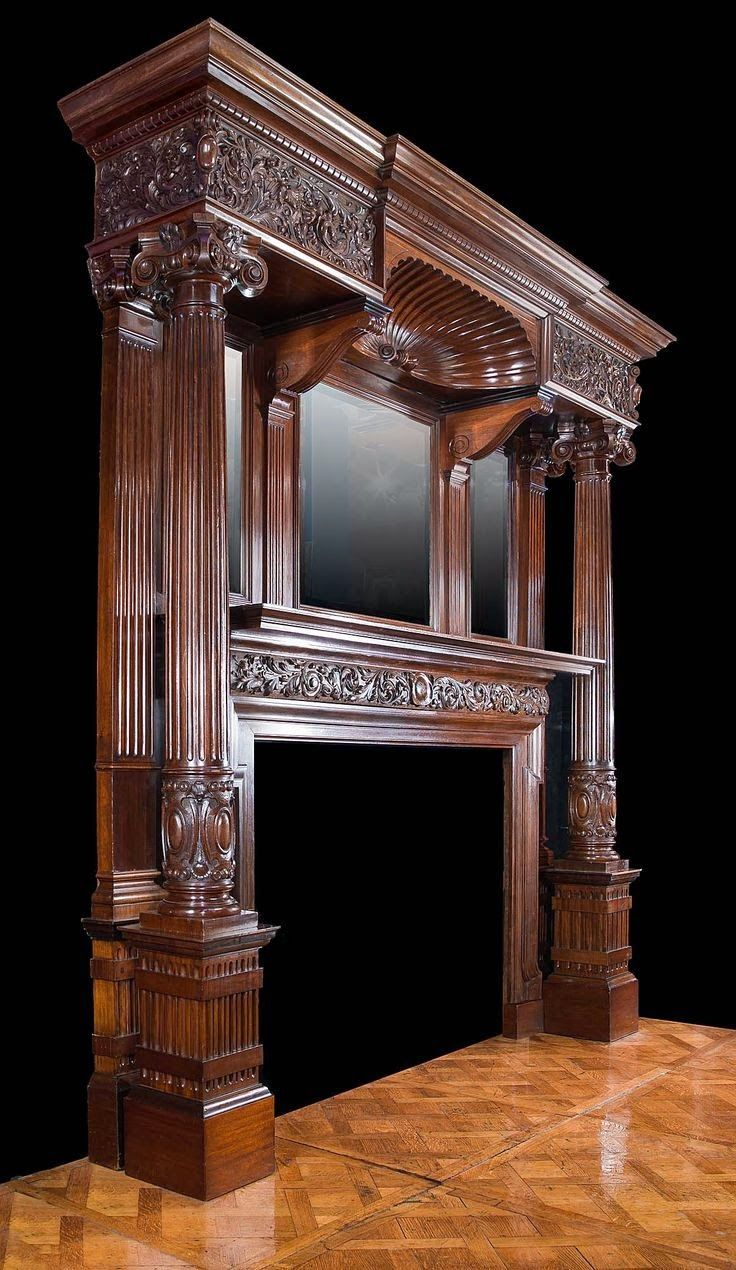 24 best fireplace ideas images on pinterest fireplace for Victorian corner fireplace