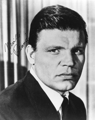 Neville Brand Born On August 13 #celebposter
