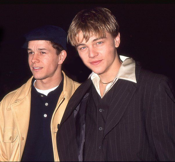 See the Evolution of a Young Leonardo DiCaprio