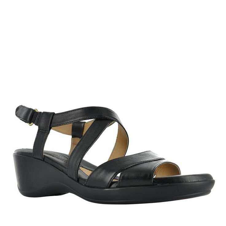 SC NATURALIZER MID WEDGE WIDE WIDTH | The Shoe Company