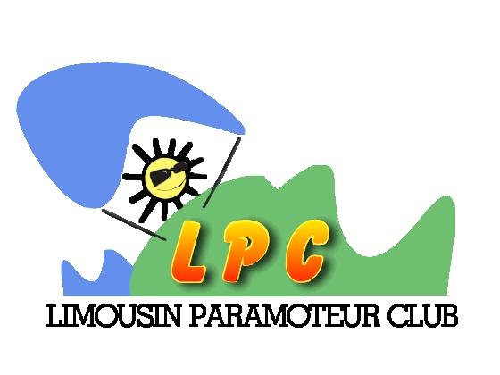 Ecole Amivol et club LPC.  Paramoteur en Limousin