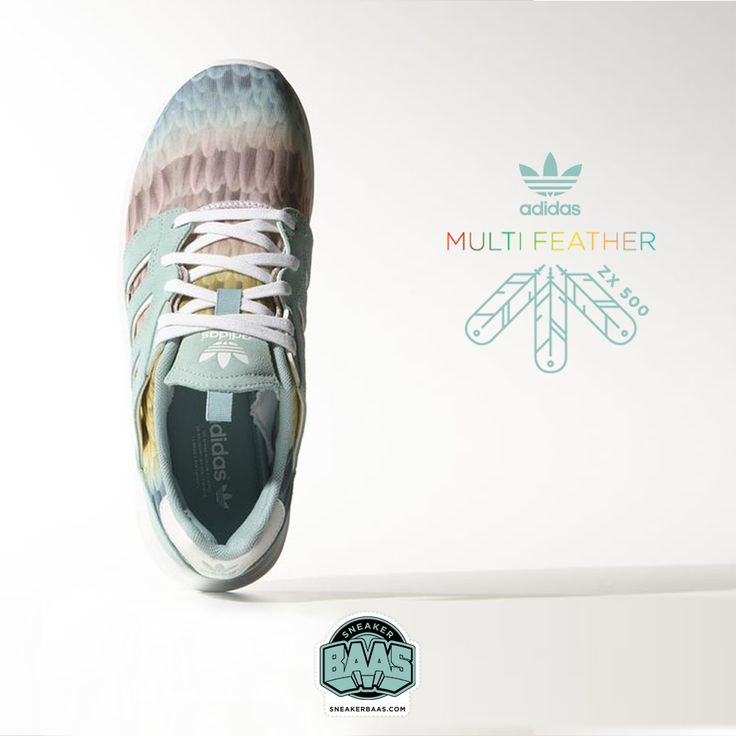 "#adidas #zxflux #adidaszx500 #zx500 #multifeather #sneakerbaas #baasbovenbaas  Adidas ZX 500 2.0 ""Multifeather"" - Now available - Priced at 89.99 Euro  For more info about your order please send an e-mail to webshop #sneakerbaas.com!"