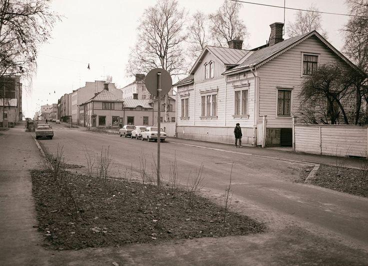 Kasarminkatu 27, kuva: Jukka Kankaanpää