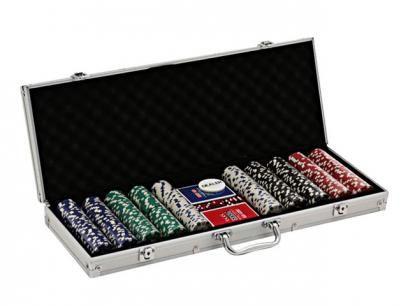 Jogo de Poker Profissional 500 Fichas - Incasa NM0003 com as melhores condições você encontra no Magazine Raimundogarcia. Confira!