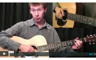 How To Use Your Knuckles #guitar