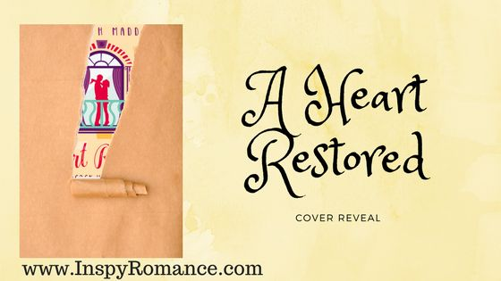 Cover Reveal: A Heart Restored
