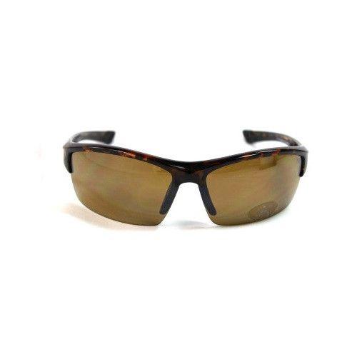 Cutter & Buck Los Verdes Polarized Golf Sunglasses-Tortoise