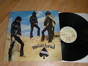 MOTORHEAD - Ace of Spades - VINYL LP - BRONZE BRON 531  18-Sep 19:15£2.99 0 bids