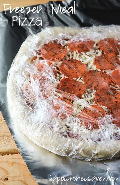 Easy recipes frozen meals