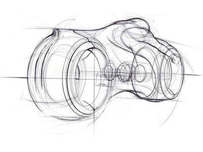 Daniel Simon conceptual sketching | Car Design Education Tips