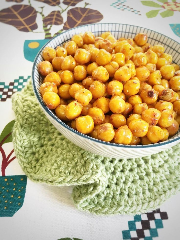 Or spiced chickpeas to you and us! We love how the Indian cuisine packs a flavour punch with the use…