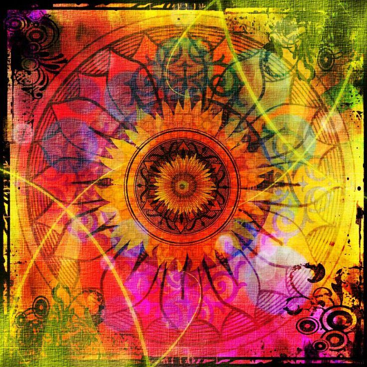15 Best Sunflower Mandala Tattoo Ideas Images On Pinterest