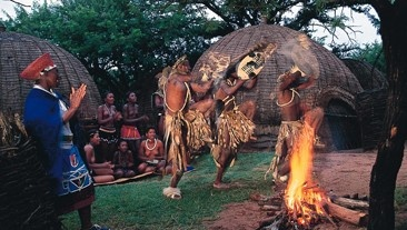Don't forget to check out some native South African culture on your next visit!
