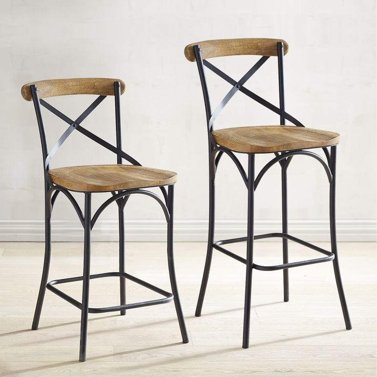 Zach Java Counter Amp Bar Stool Bar Stools With Backs Bar