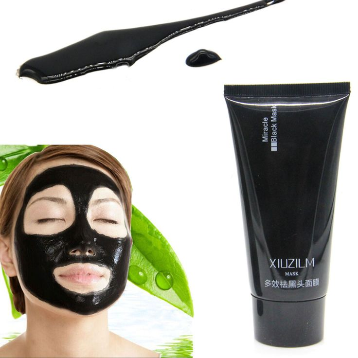 Best Peel-off Face Mask Black Mask Blackhead Remove Pore Strips Clean Skin Purifying Face Mask Black Head Peel Off Acne Removal