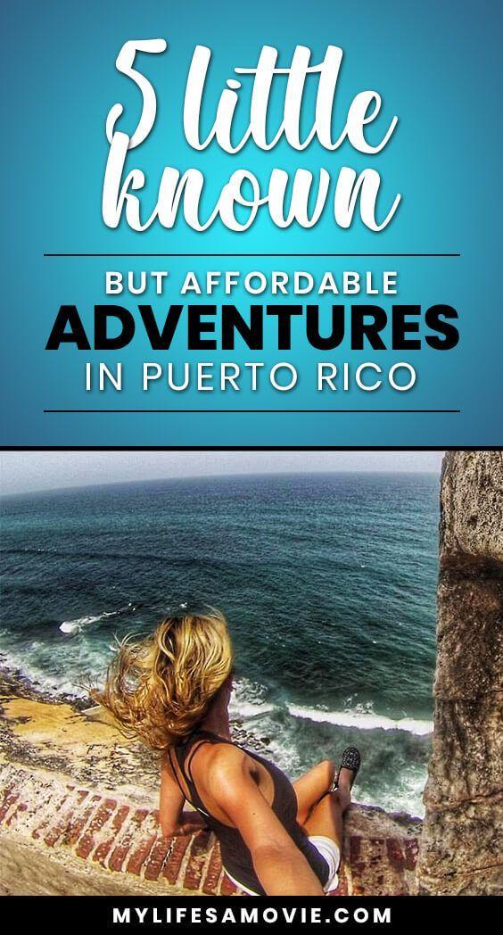 ¿Tienes curiosidad por satisfacer tus deseos de viajar en Puerto Rico? Echa un vistazo a estos 5 presupuestos …