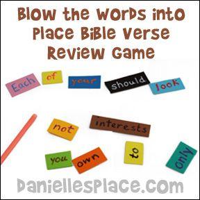 25 Best Bible Verse Crafts Ideas On Pinterest