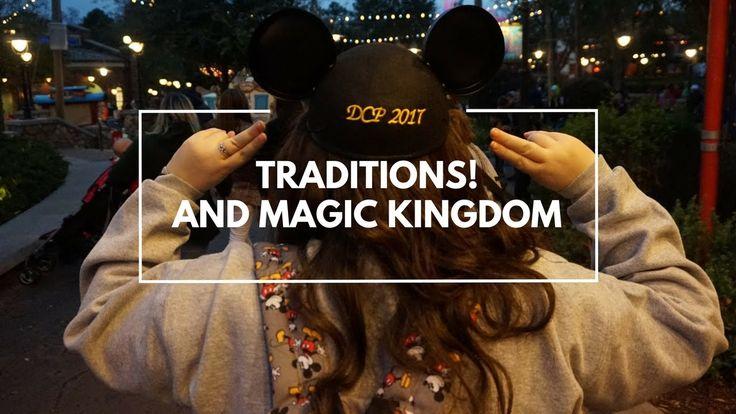 Disney College Program SA 2017: TRADITIONS/MAGIC KINGDOM!