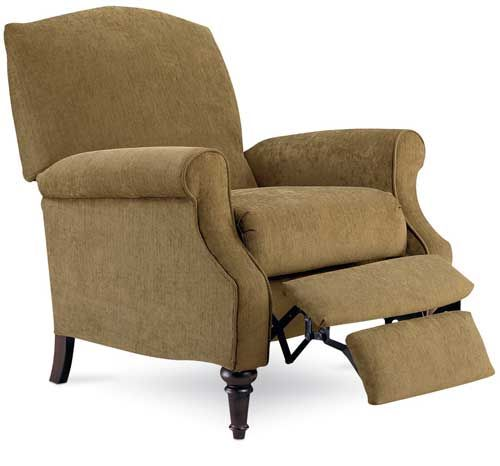 Proudly Made In The Usa Lane 174 Hi Leg Recliner Features