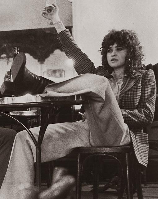 AUTRE FOIS -  LA MARIA.  Maria Schneider, 1972 by pictosh, via Flickr