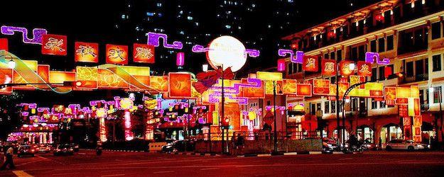 5 Chinatown Terbaik di Dunia untuk Merayakan Imlek http://goo.gl/fkyCin