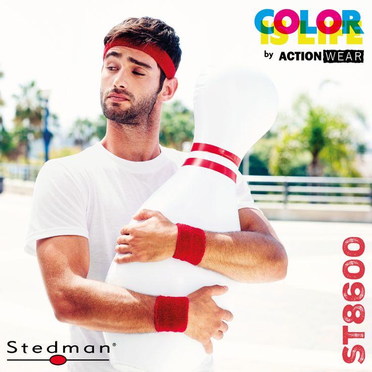 T-shirt Stedman per lo sport ST8600
