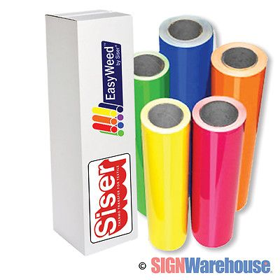 Siser Easyweed 31 Colors Heat Transfer Vinyl | eBay best price