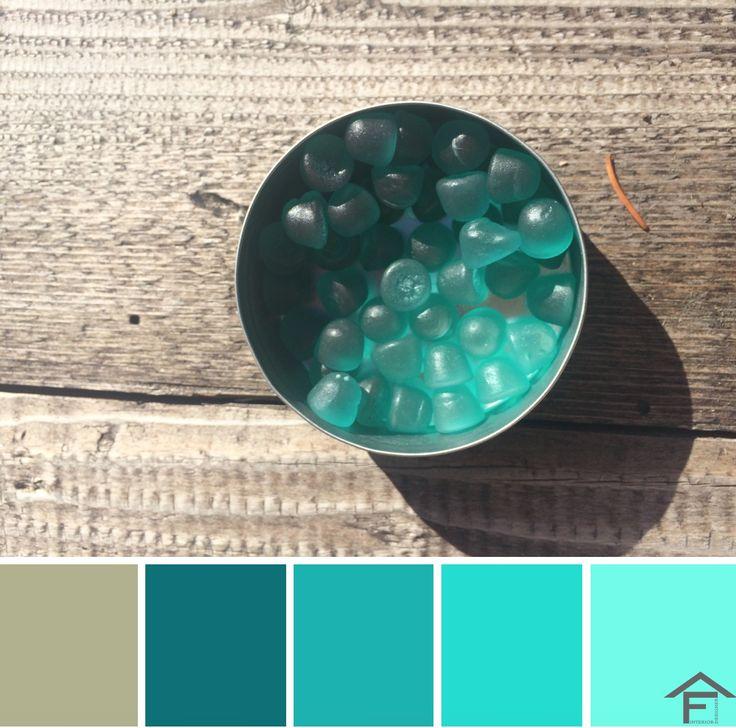 Palette colore caramelle arredamento interni tendenze for Stili arredamento interni