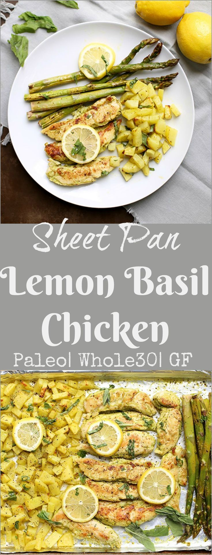 Super simple dinner made in less than 30 minutes! Pack in the flavor with this one pan meal!