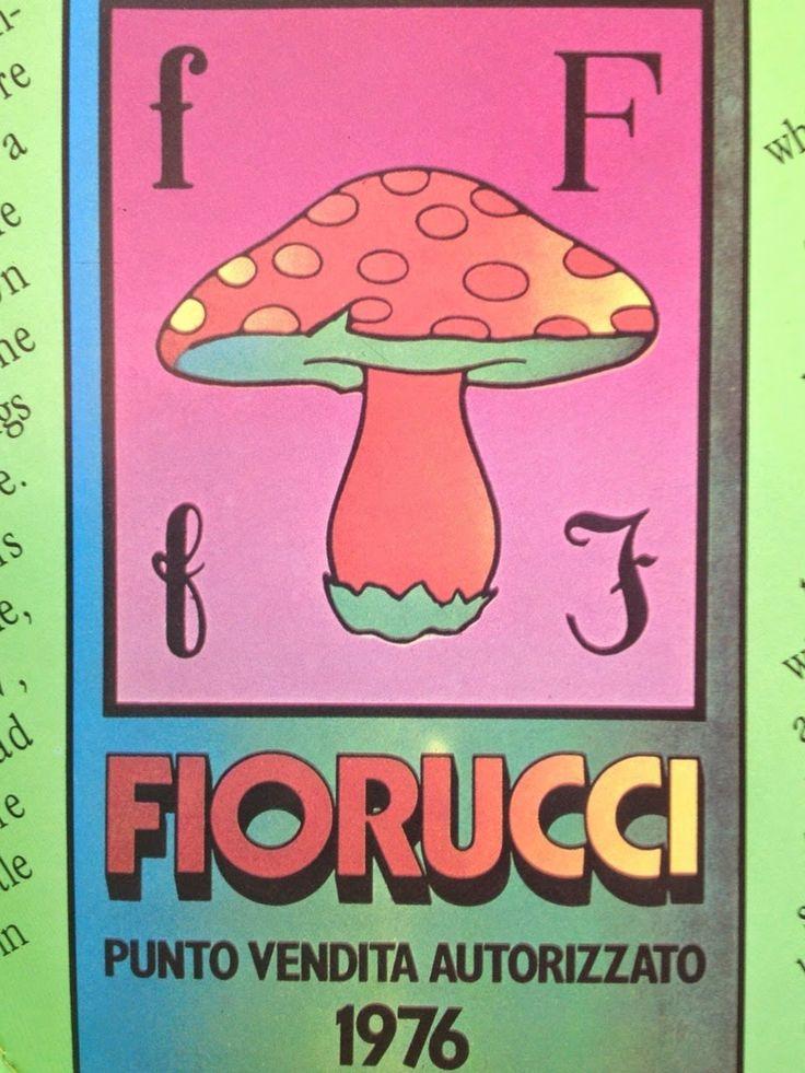 Kenny Scharf for Fiorucci