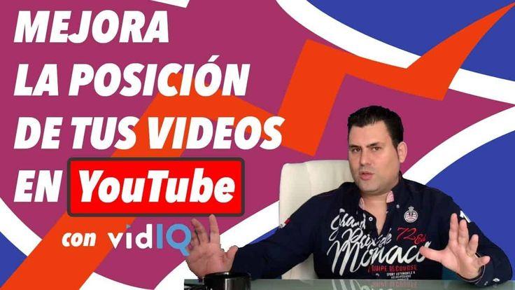 Como mejorar el posicionamiento de nuestros videos en Youtube  #Curiosidades #Tutorial #VideoBlog