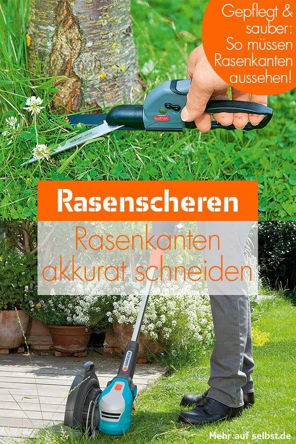 Rasenschere Selbst De Rasen Garten Umgraben Rasenkanten