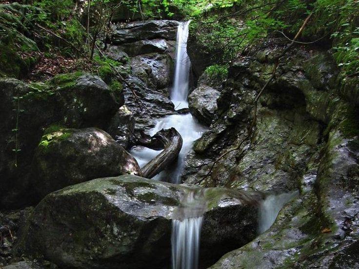 Necpalské vodopády 1 - Majtán Robo