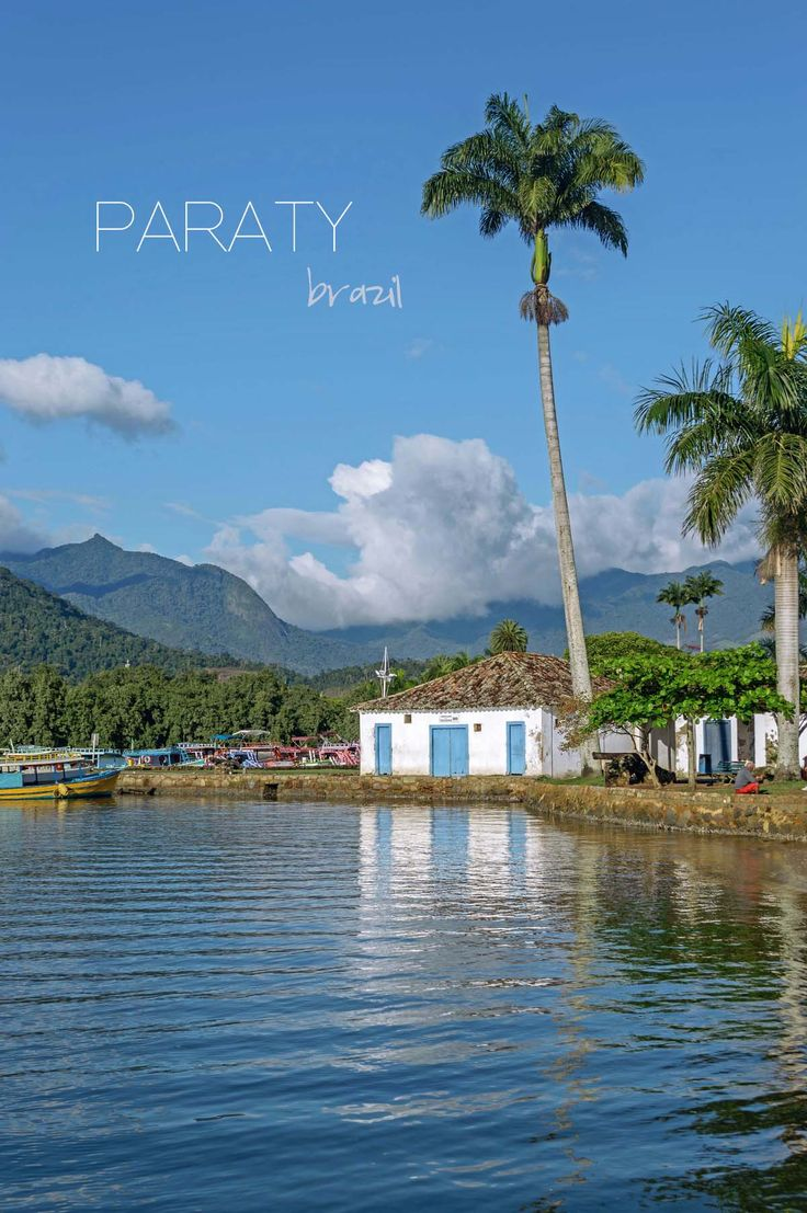 Travelling to Paraty, Brazil? Then why not Pin it? | heneedsfood.com