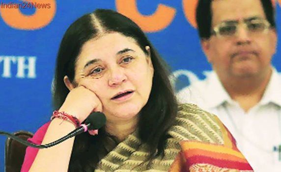 Maneka Gandhi's remarks on male suicides taken out of context: Women and Child Development Ministry