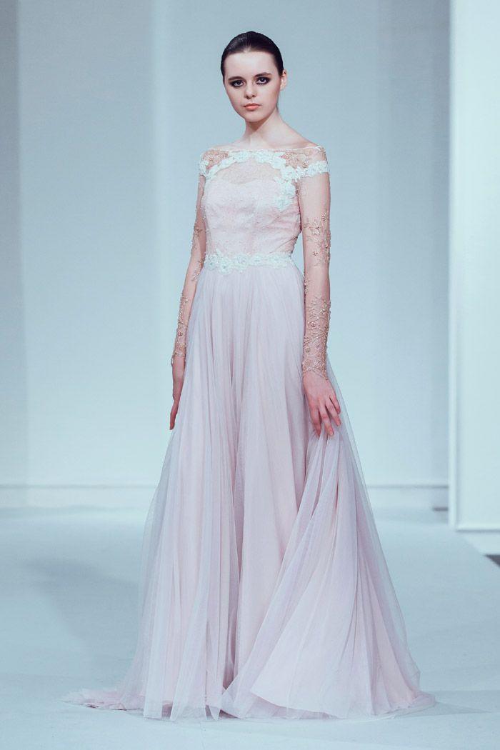 Alia Bastamam 2015 Bridal Collection. www.theweddingnotebook.com. Photo by Funkydali/WAF
