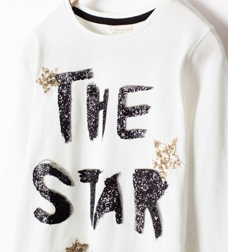 """THE STAR ONE"" T-SHIRT from Zara"