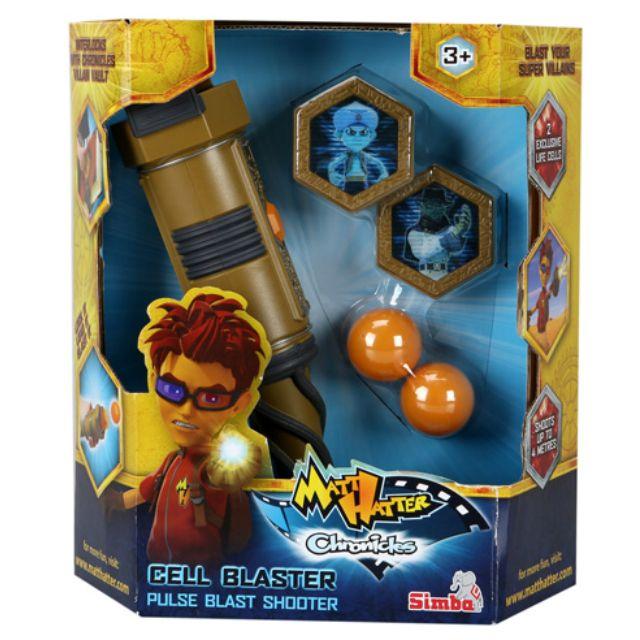 Matt  Hatter  Blast Shooter oyuncağı Toyzzshop.com'da