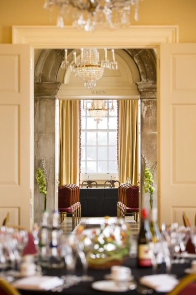 Weddings at the Admiral's House - Old Royal Naval College Events
