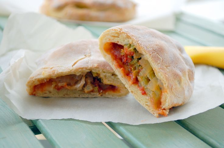 Fully Loaded: Gluten-Free Calzones  dairy-free, corn-free and soy-free