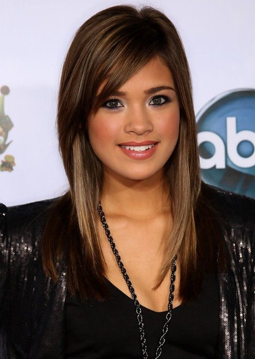 Hair cut 2 accompany Katherine Mcphee's hair color after demi's cut &